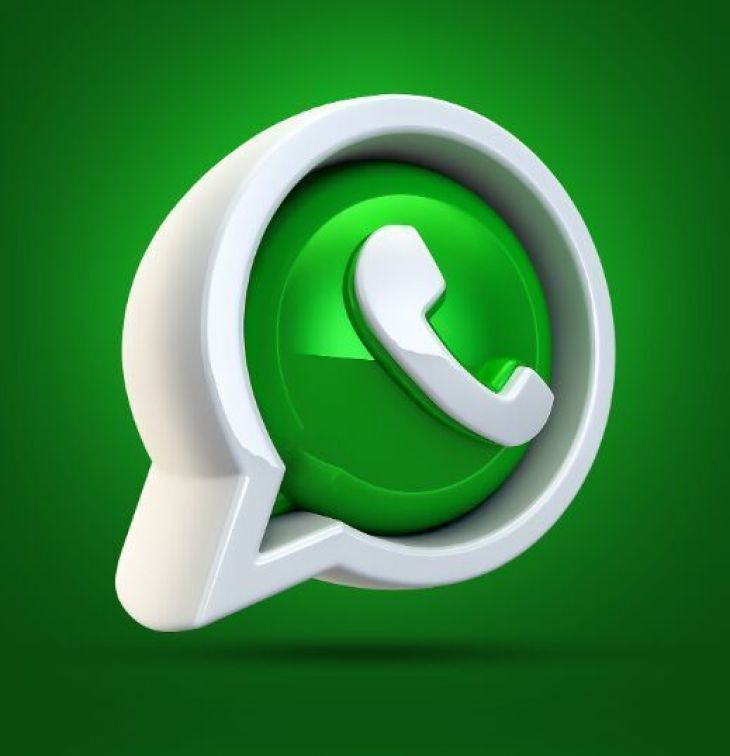 WhatsApp 3D